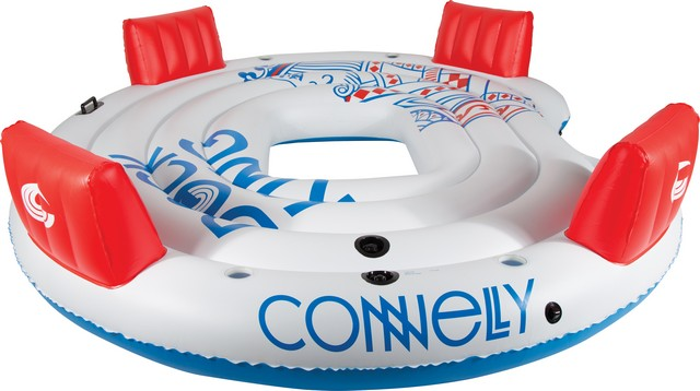 Connelly Dock King Lounge w/ Float