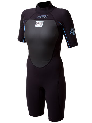 Body Glove Womens Method Shorty Westsuit
